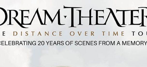 News: DREAM THEATER announce European Tour Dates 2020