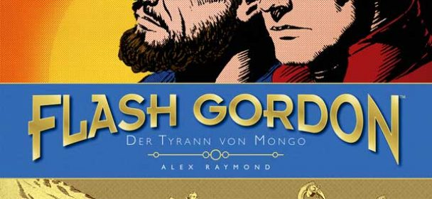 Flash Gordon – DER TYRANN VON MONGO (Luxus-Edition) Band 2