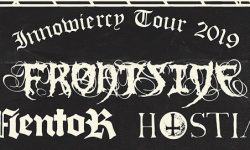 "News: FRONTSIDE ""Innowiercy Tour 2019"""