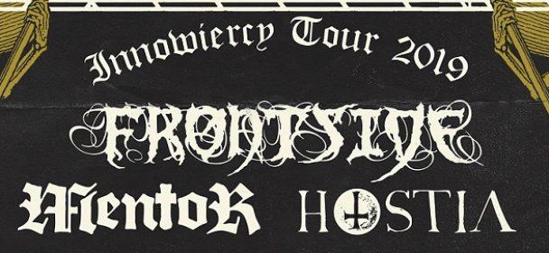 "News: FRONTSIDE ""Innowiercy Tour 2019"""