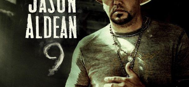 """News: JASON ALDEAN kündigt sein 9. Studioabum """"9"""" an!"""