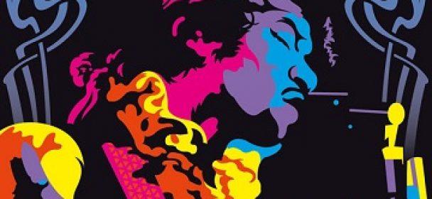 """News: Legenden leben länger – """"Hendrix – Die illustrierte Biografie"""" das Buch ab November!"""