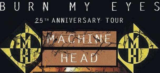 News:  MACHINE HEAD – Chris Kontos zum 25jährigen Jubiläum von »Burn My Eyes«!