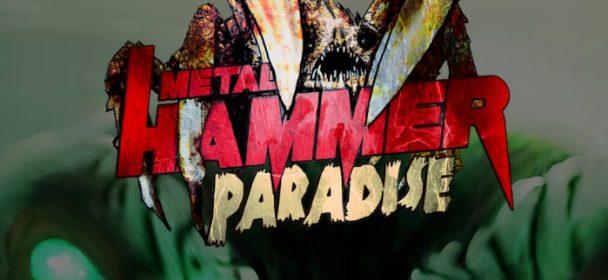 News: METAL HAMMER Paradise 2019 – Timetable ist da!