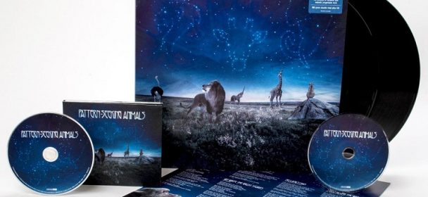 News: PATTERN-SEEKING ANIMALS – release lyric video of 'Stars Along the Way'