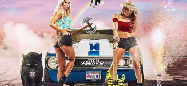 Steel Panther (USA) – Heavy Metal Rules