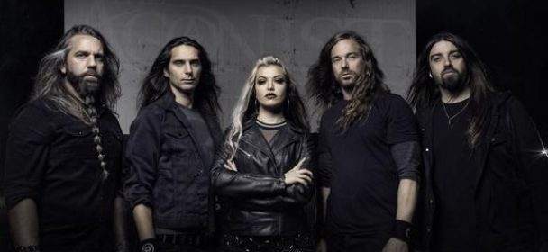 """News: THE AGONIST premiere brand new Video """"As One We Survive"""""""