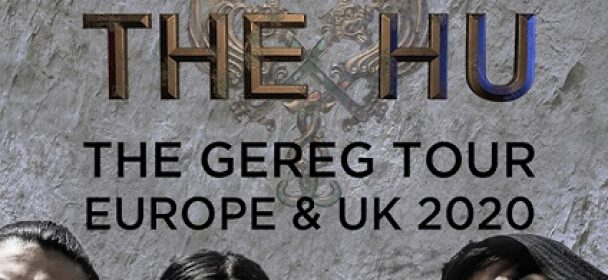 News: THE HU announce European Tour Dates in Jan-Feb 2020