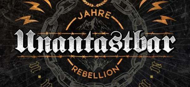 Unantastbar (I) – 15 Jahre Rebellion (LP)