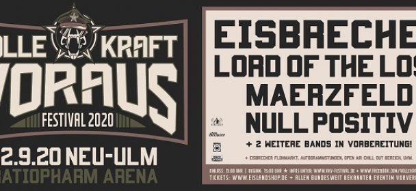News: Eisbrecher – Aftermovie online, nächstes Volle Kraft Voraus Festival am 12.9.20