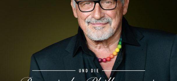 """News: Konstantin Wecker und die Bayerische Philharmonie – Video Premiere zum Album """"Weltenbrand"""
