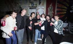 NEWS: THE CHATS Live im Oktober