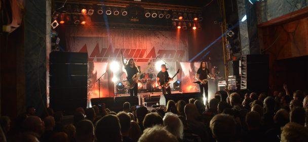 "ANNIHILATOR, ""A Tour For The Demented 2019"", Support: Archer Nation, Samstag, 19. Oktober 2019, Tivoli, Bremen"