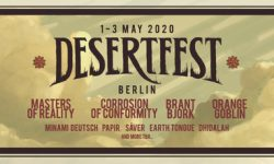 News: DESERTFEST BERLIN Confirms BIG BUSINESS, LOWRIDER, MAIDAVALE, TEMPLE FANG & PUTA VOLCANO for 2020