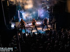 "Freedom Call ""M.E.T.A.L. – Tour 2019"", Support, Seven Thorns & Visions of Atlantis, 08.10.2019, Knust, Hamburg"