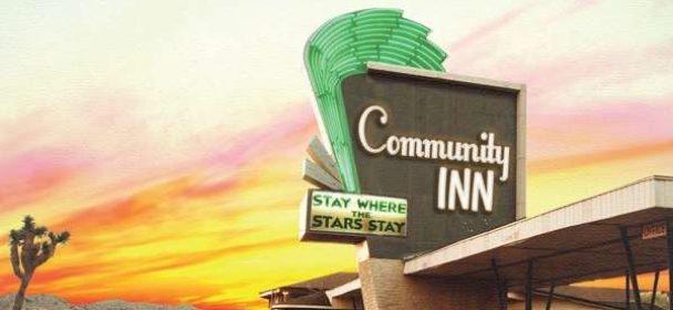 Goodbye June (USA) – Community Inn