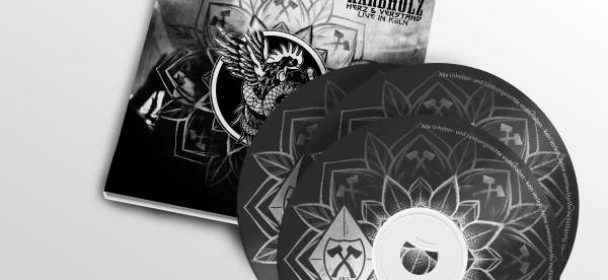 Kärbholz (D) – Herz & Verstand: Live in Köln (2 CD + DVD)