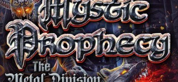 "News: MYSTIC PROPHECY kommen 2020 auf ""The Metal Division"" Release Tour"