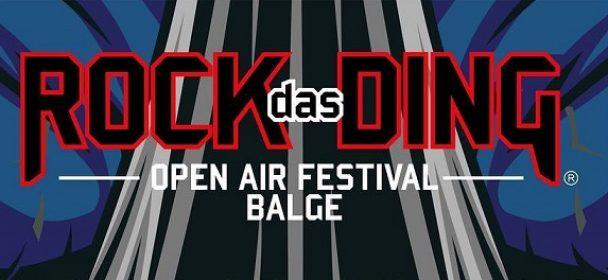 Rock das Ding Festival 2020 in Balge am 25.07.  – die ersten Bands stehen fest!