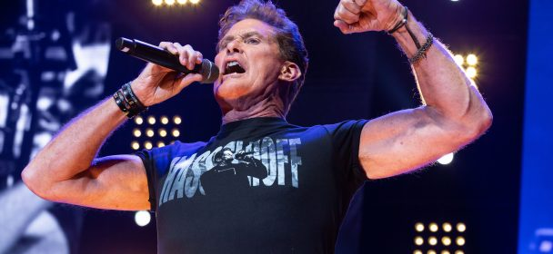 "David Hasselhoff: ""Freedom! The Journey Continues Tour 2019"", 02.10.2019, Swiss Life Hall, Hannover"