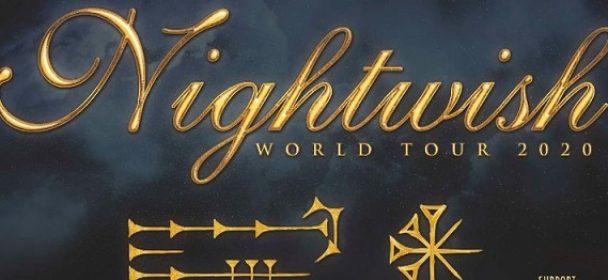 Nightwish Tour 2020.News Nightwish Kundigen Europa Daten Ihrer Welttournee