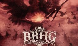 BLOODRED HOURGLASS (FIN) – Godsend