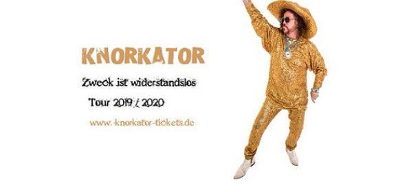Vorbericht Live: KNORKATOR – 15.11.2019, Rostock, Moya