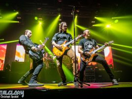 "Alter Bridge ""Walk The Sky Tour 2019"", Support Shinedown & The Raven Age, 19.11.2019, Sporthalle Hamburg"