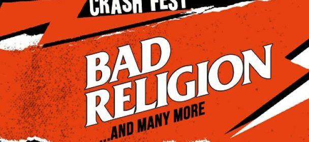 News: Berlin Crash Fest geht 2020 mit Bad Religion und vielen weiteren in die nächste Runde