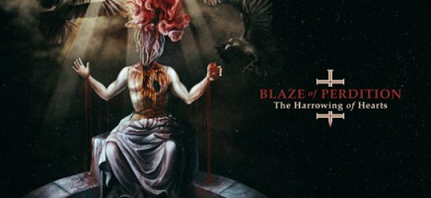 "News: Blaze of Perdition launchen neue Single ""With Madman's Faith""!"