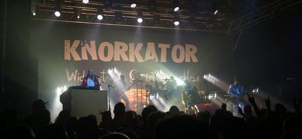KNORKATOR – 15.11.2019, Rostock, Moya