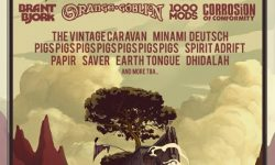 News: DESERTFEST BERLIN 2020 announces WITCHCRAFT, AMENRA, 1000MODS, THE VINTAGE CARAVAN