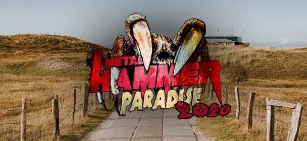 News: METAL HAMMER PARADISE 2020 ist ausverkauft für Tickets inklusive Übernachtung !