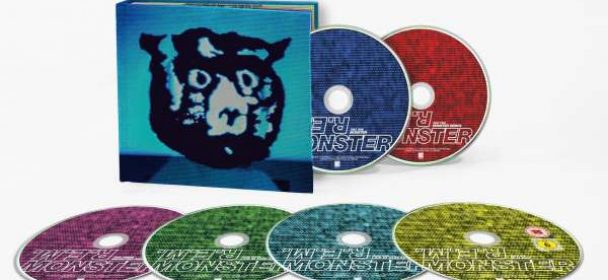 R.E.M. (USA) – Monster 25th Anniversary Edition