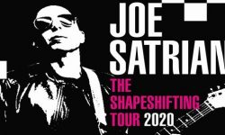News: Joe Satriani LIVE! – The Shapeshifting Tour 2020