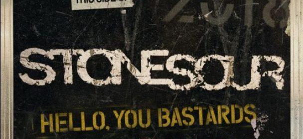 "News: STONE SOUR ""Hello, You Bastards: Live In Reno"" ab 13.12.19"