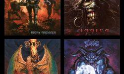 News: DIO – Die Studio Album Sammlung: 1996 – 2004 – VÖ: 21.02.20