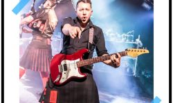 Live: RED HOT CHILLI PIPERS – 07.11.2019 Colos-Saal / Aschaffenburg