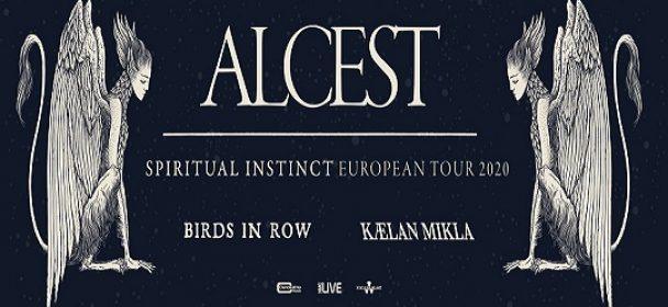 """News: Alcest – """"Spiritual Instinct"""" Tour 2020 – ab Sonntag in Deutschland!"""