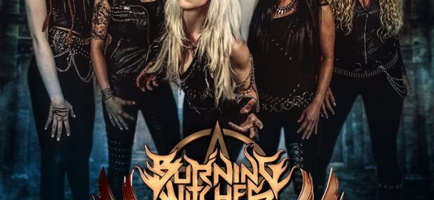 Burning Witches (CH) – Wings Of Steel
