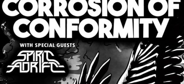 News: Corrosion Of Conformity – Tour 2020!