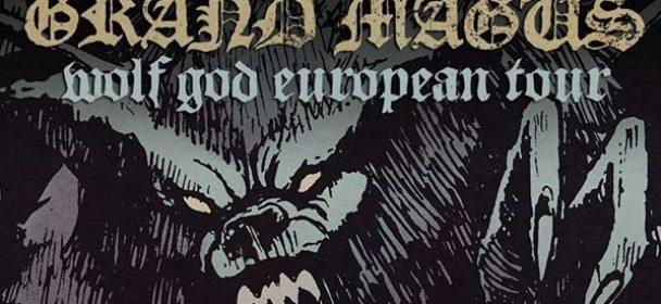 """News: GRAND MAGUS – Starten ihre Europa & UK Tour 2020 mit """"Wolf God""""!"""
