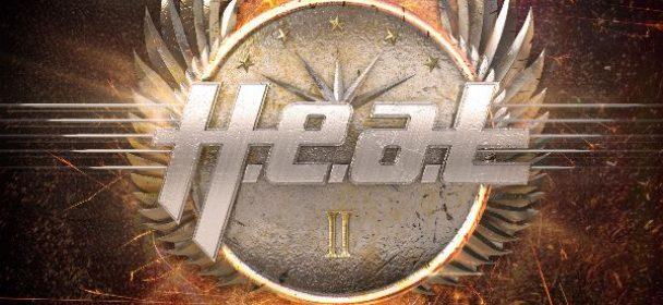 "News: H.E.A.T VERÖFFENTLICHEN IHR NEUES STUDIOALBUM ""H.E.A.T II"" AM 21.02."