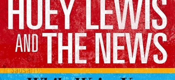 """News: HUEY LEWIS & THE NEWS – neuer Song """"While We're Young"""" vom Album """"Weather"""" – 14.02."""