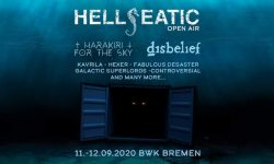 News: Hellseatic – Open Air in Bremen vom 11.- 12.09.2020