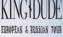 Vorbericht: KING DUDE auf Europatournee im März und April 2020!