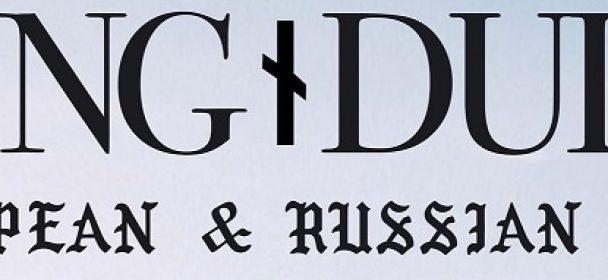 News: KING DUDE auf Europa-Tour 2020 !!!