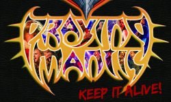 Praying Mantis (GB) – Keep It Alive!
