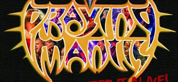 Praying Mantis (GB) – Keep It Alive!