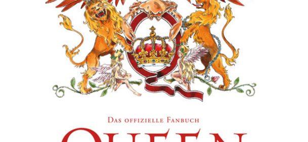"""News: QUEEN – """"Das offizielle Fanbuch"""" erschienen!"""